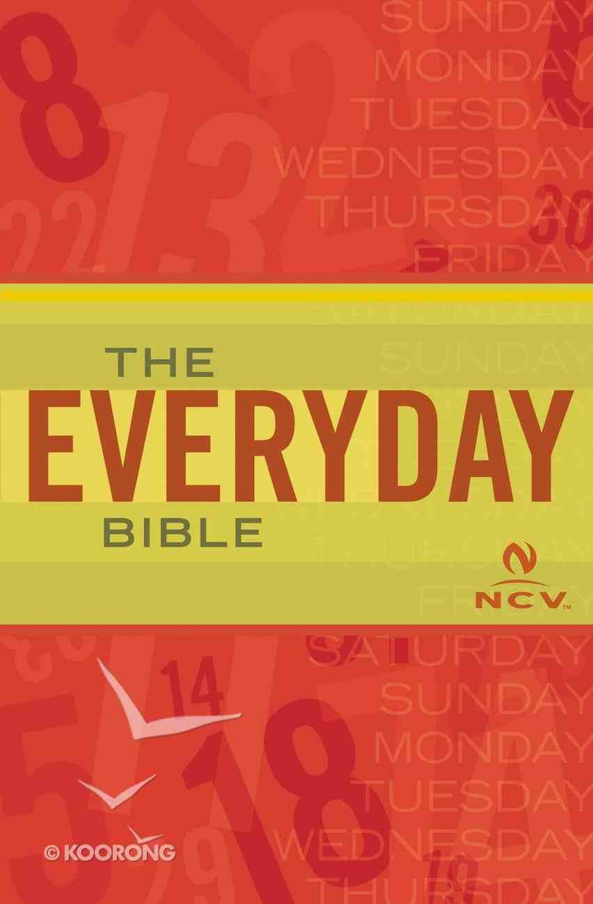 Ncv Everyday Bible eBook