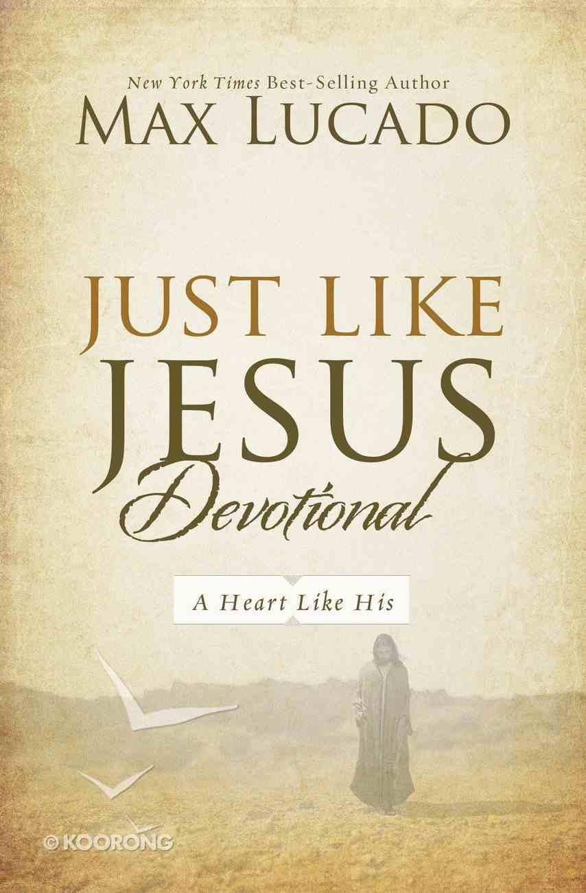 Just Like Jesus (Devotional) eBook