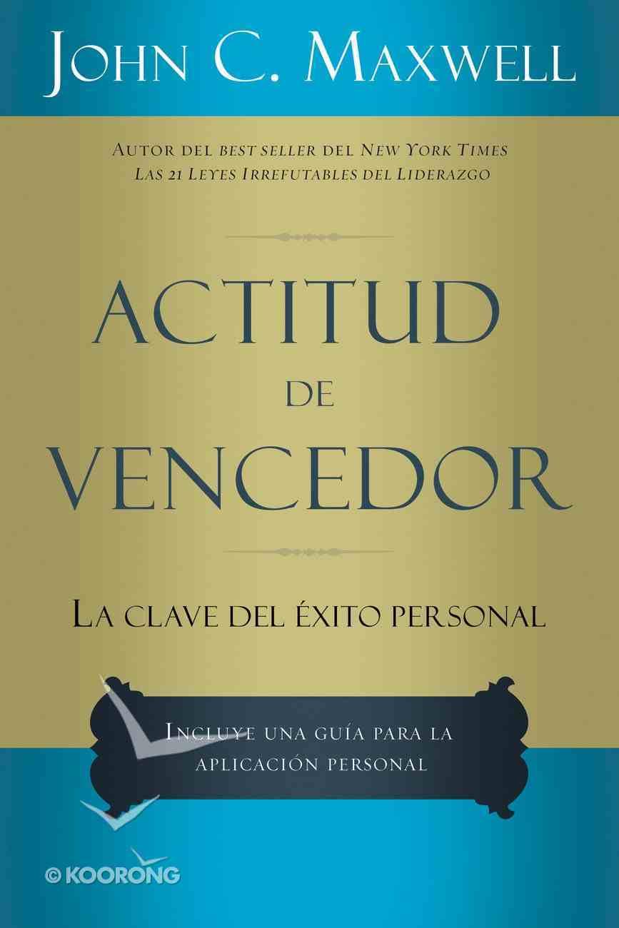 Actitud De Vencedor (Spa) (Winning Attitude, The) eBook