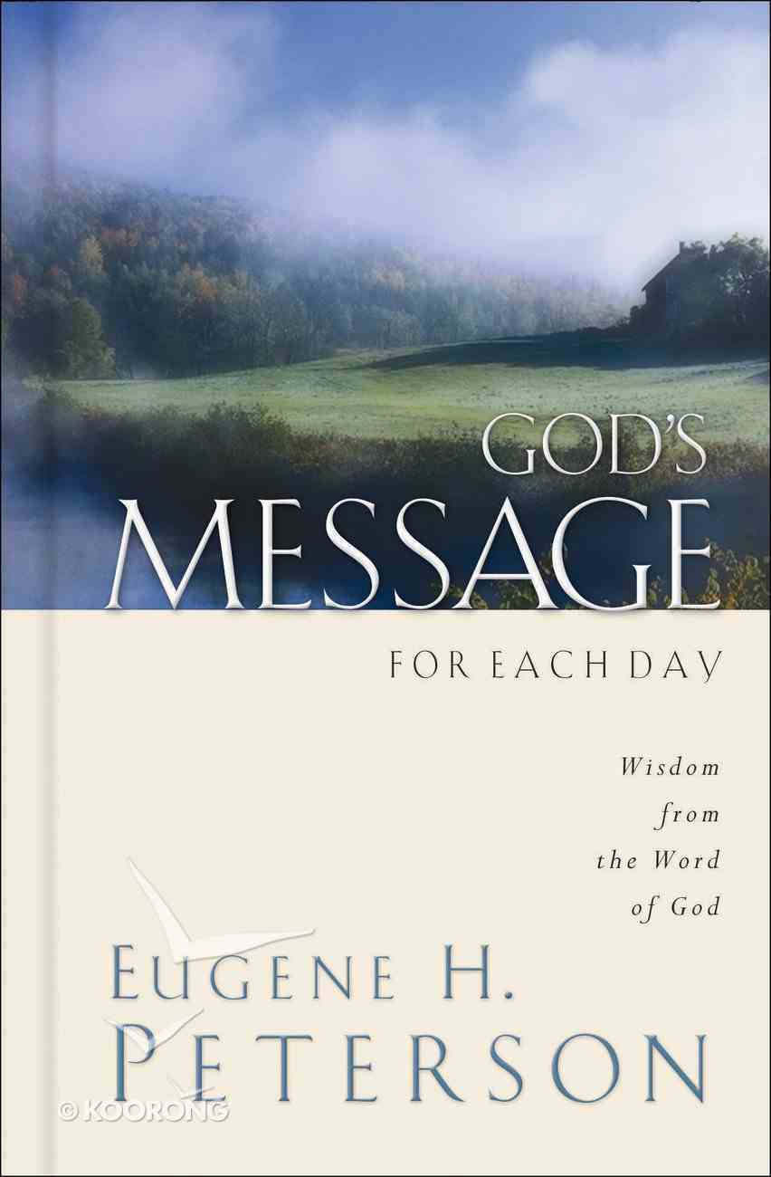 God's Message For Each Day eBook
