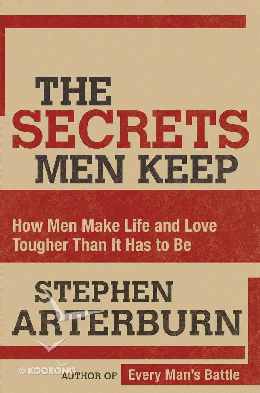 The Secrets Men Keep eBook