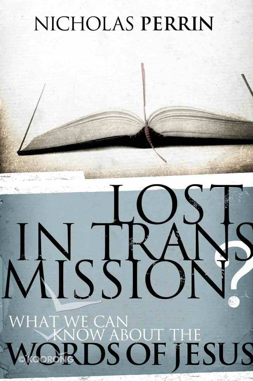Lost in Transmission eBook