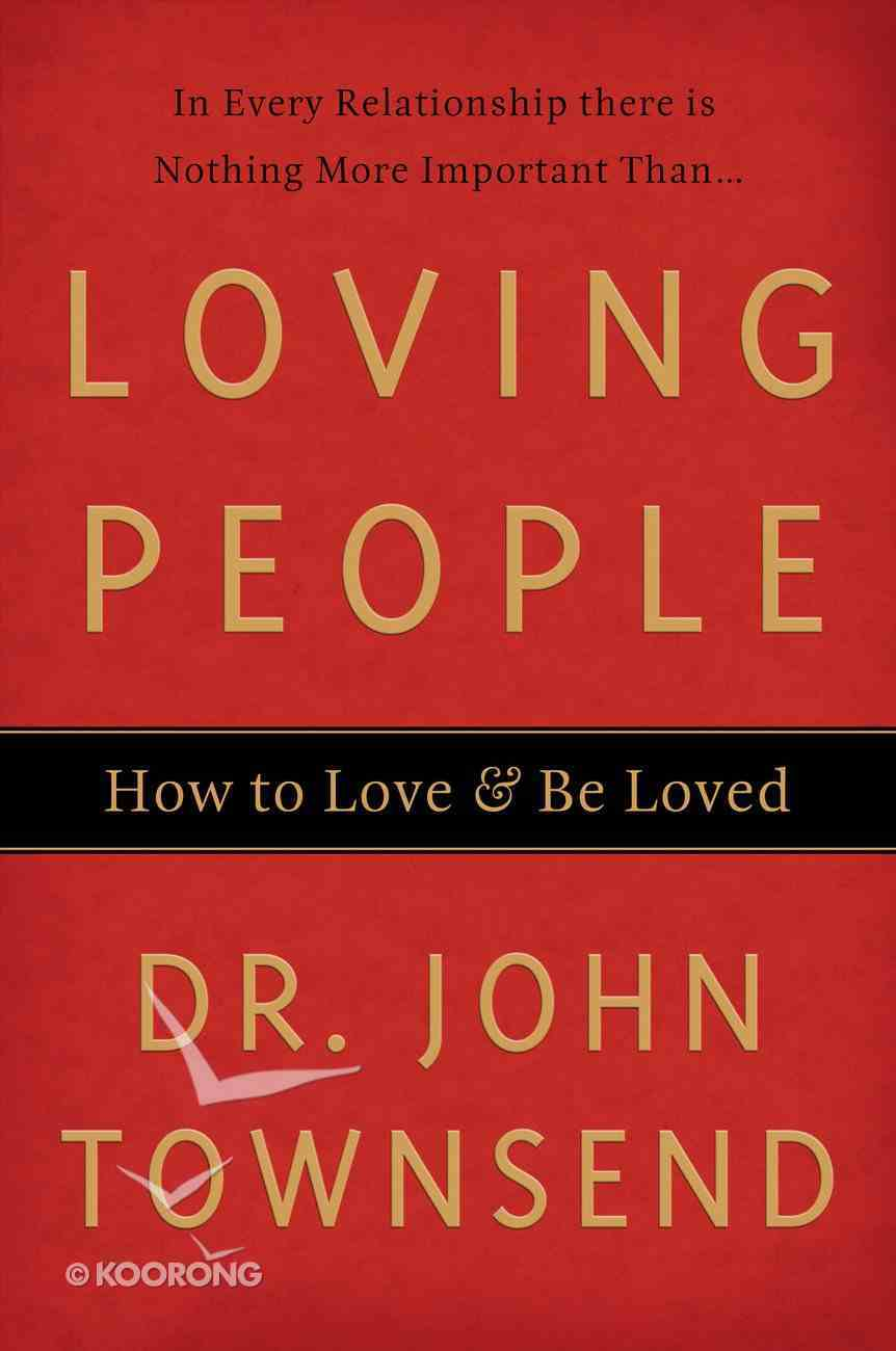 Loving People eBook