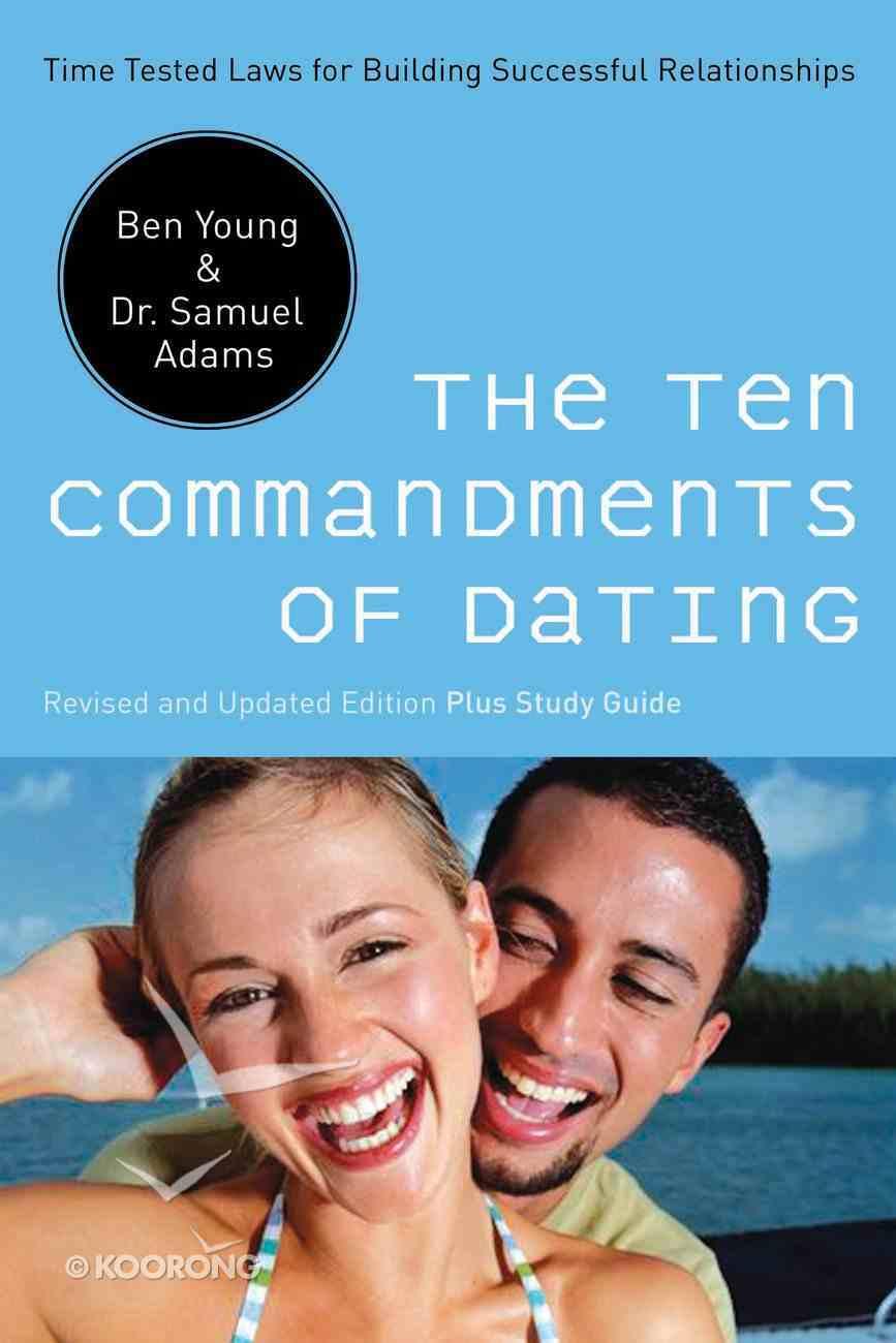 The Ten Commandments of Dating eBook