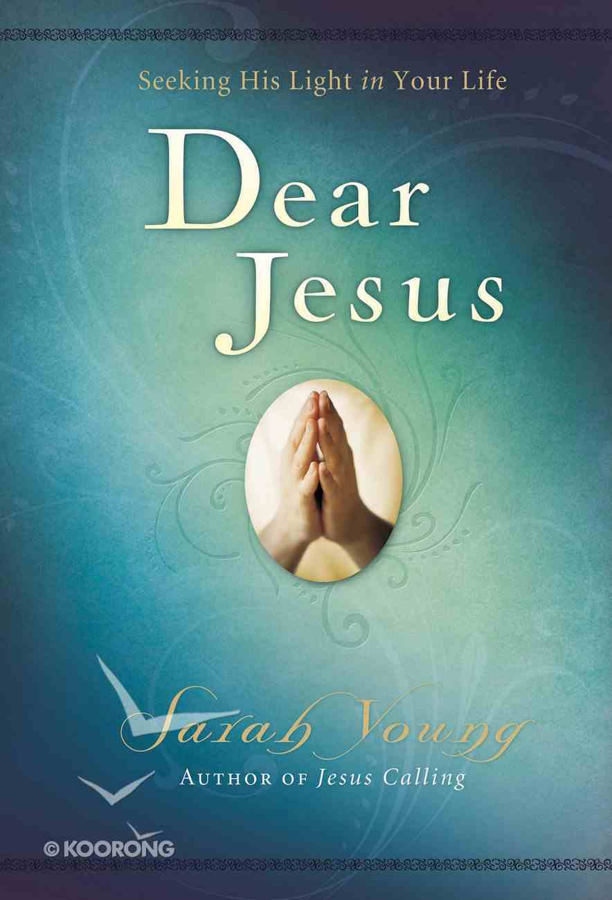 Dear Jesus eBook