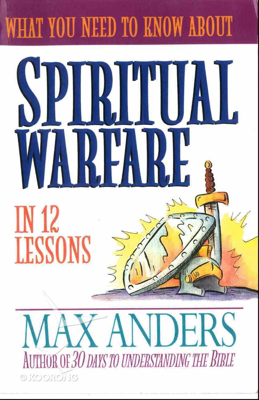 What You Need to Know About Spiritual Warfare eBook