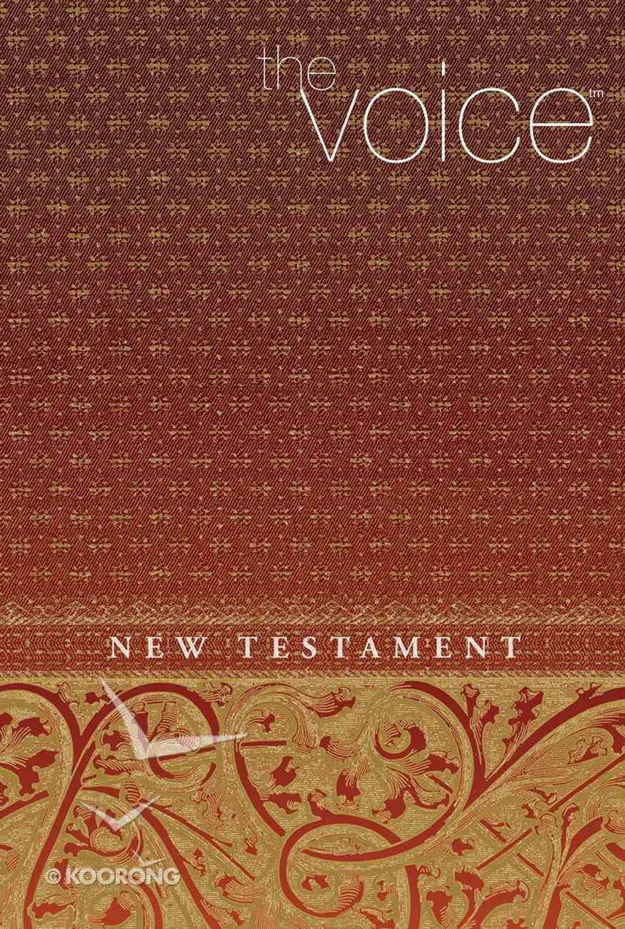 The Voice New Testament eBook