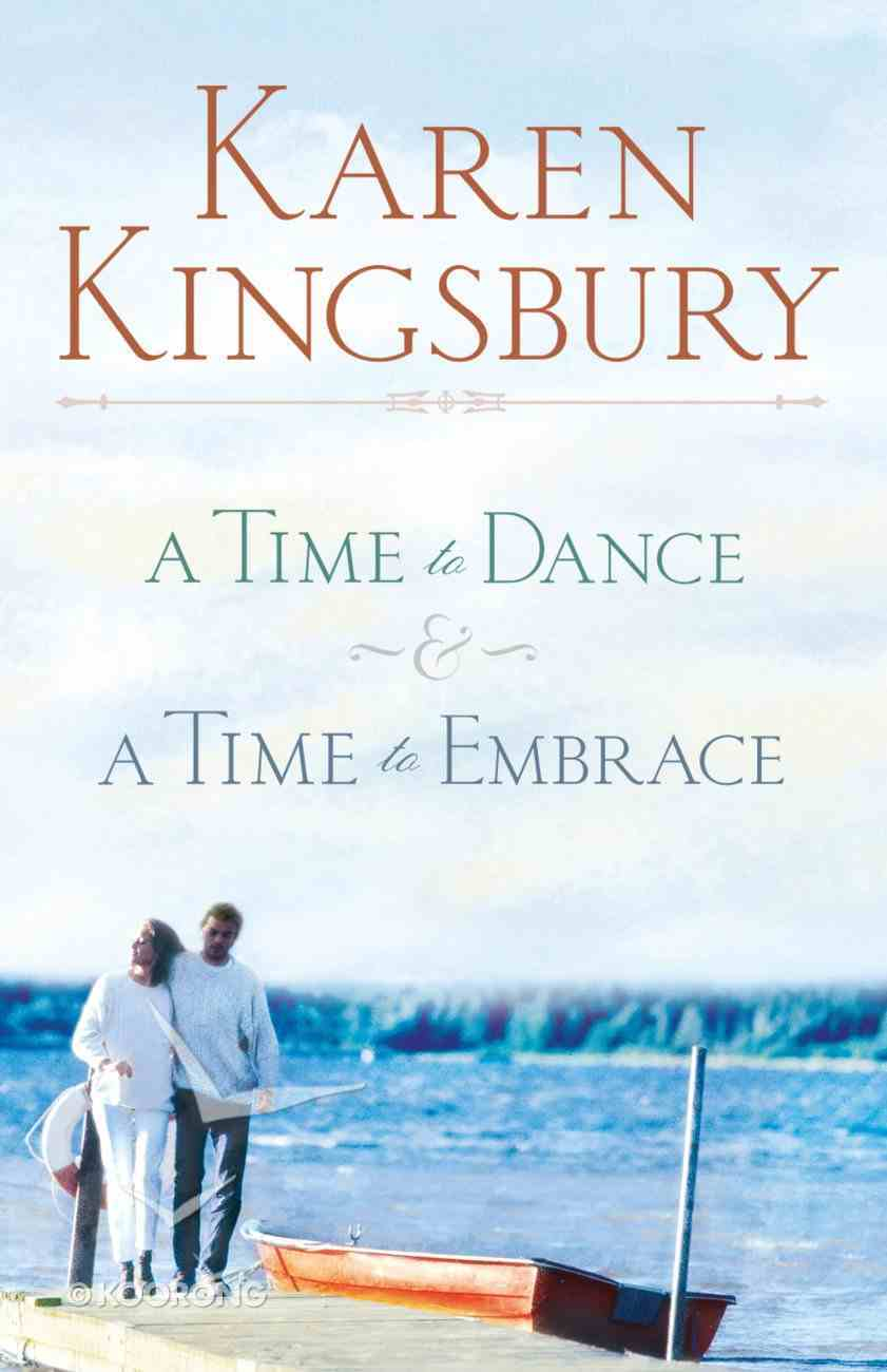 Time to Dance/ Time to Embrace 2-In-1 eBook