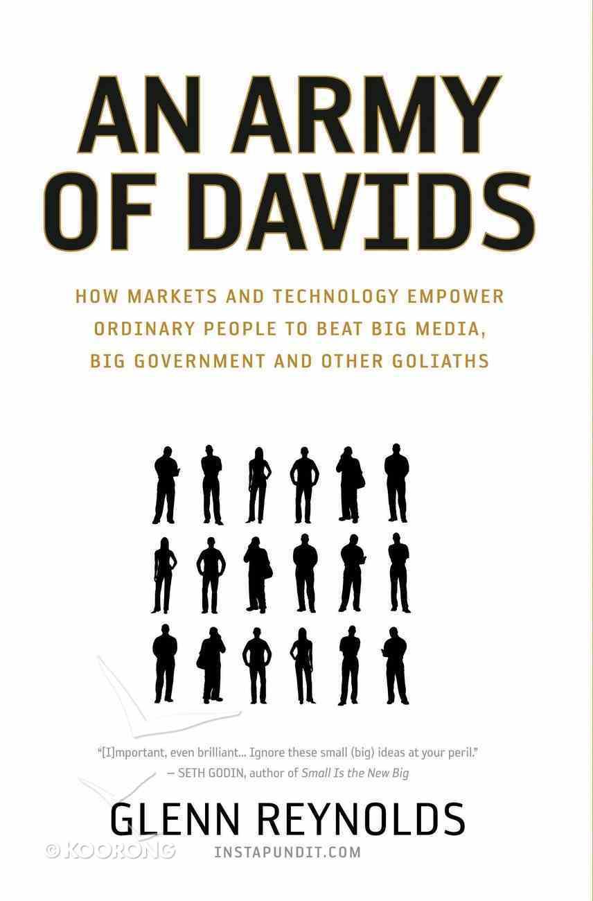 An Army of Davids eBook