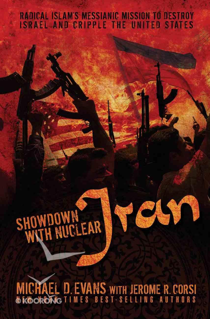 Showdown With Nuclear Iran eBook