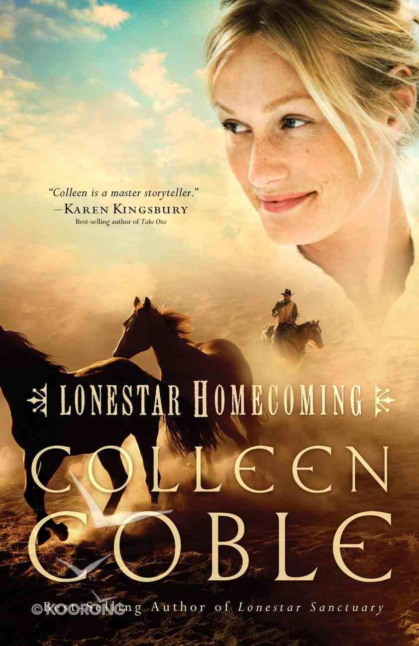 Homecoming (Lonestar Series) eBook