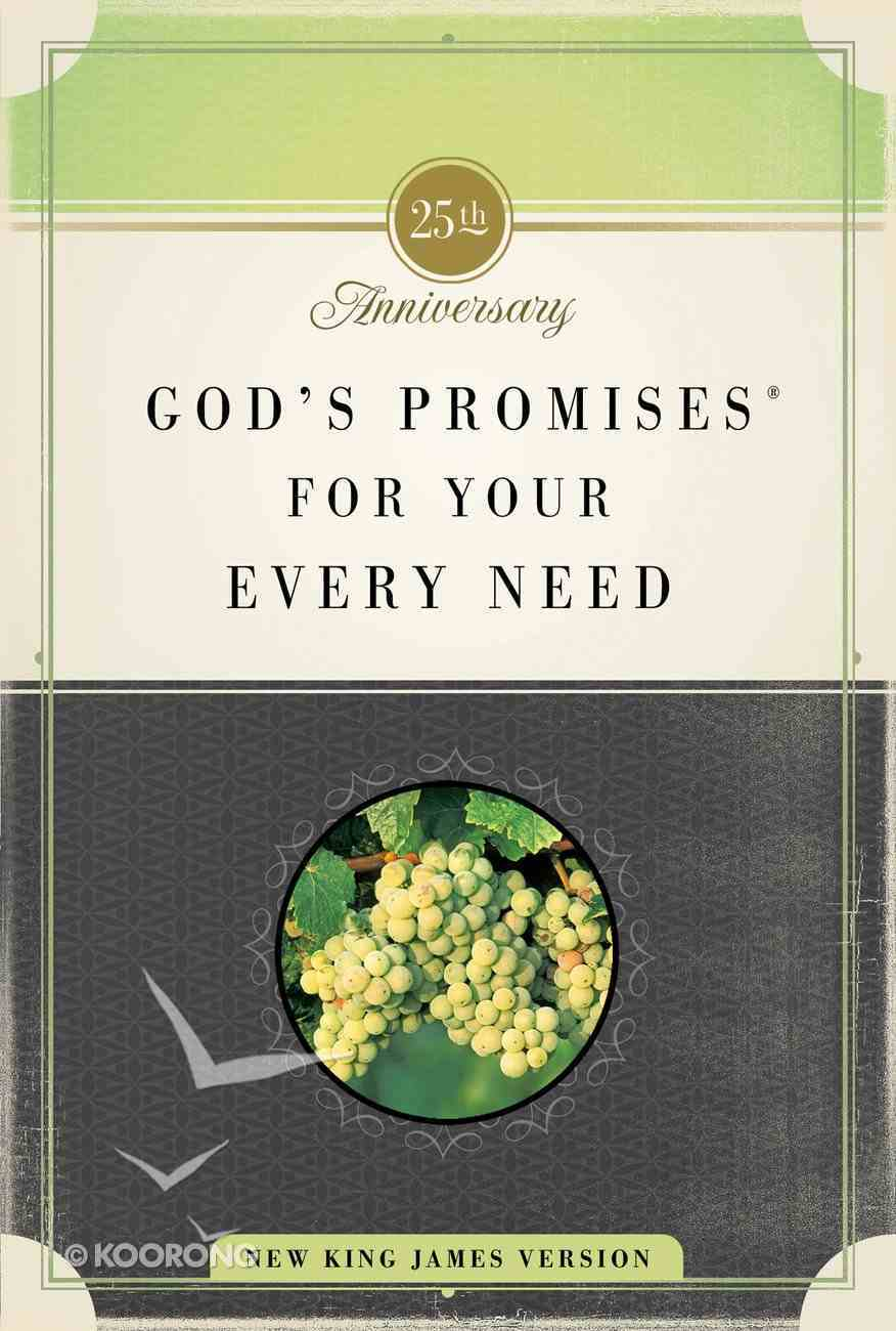 God's Promises For Your Every Need eBook