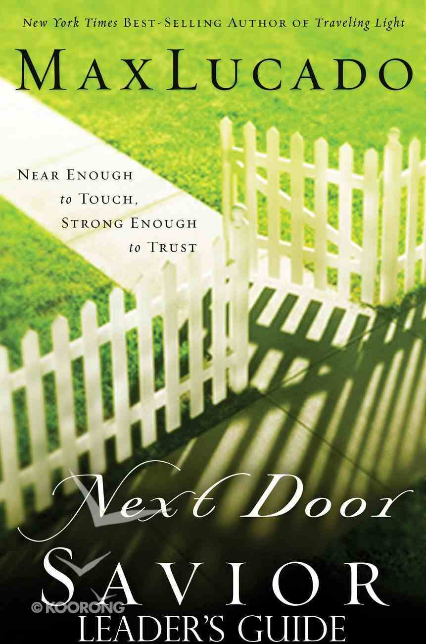 Next Door Savior (Guidebook) eBook