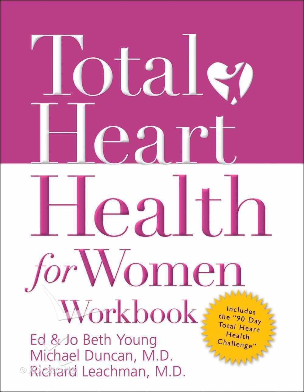 Total Heart Health For Women Workbook eBook