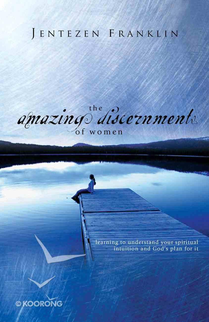 The Amazing Discernment of Women eBook