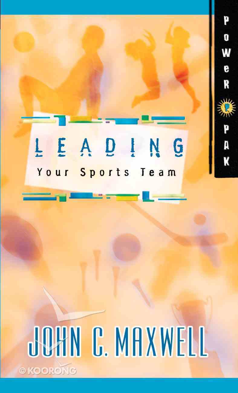 Powerpak Collection Series: Leading Your Sports Team (101 Questions About The Bible Kingstone Comics Series) eBook