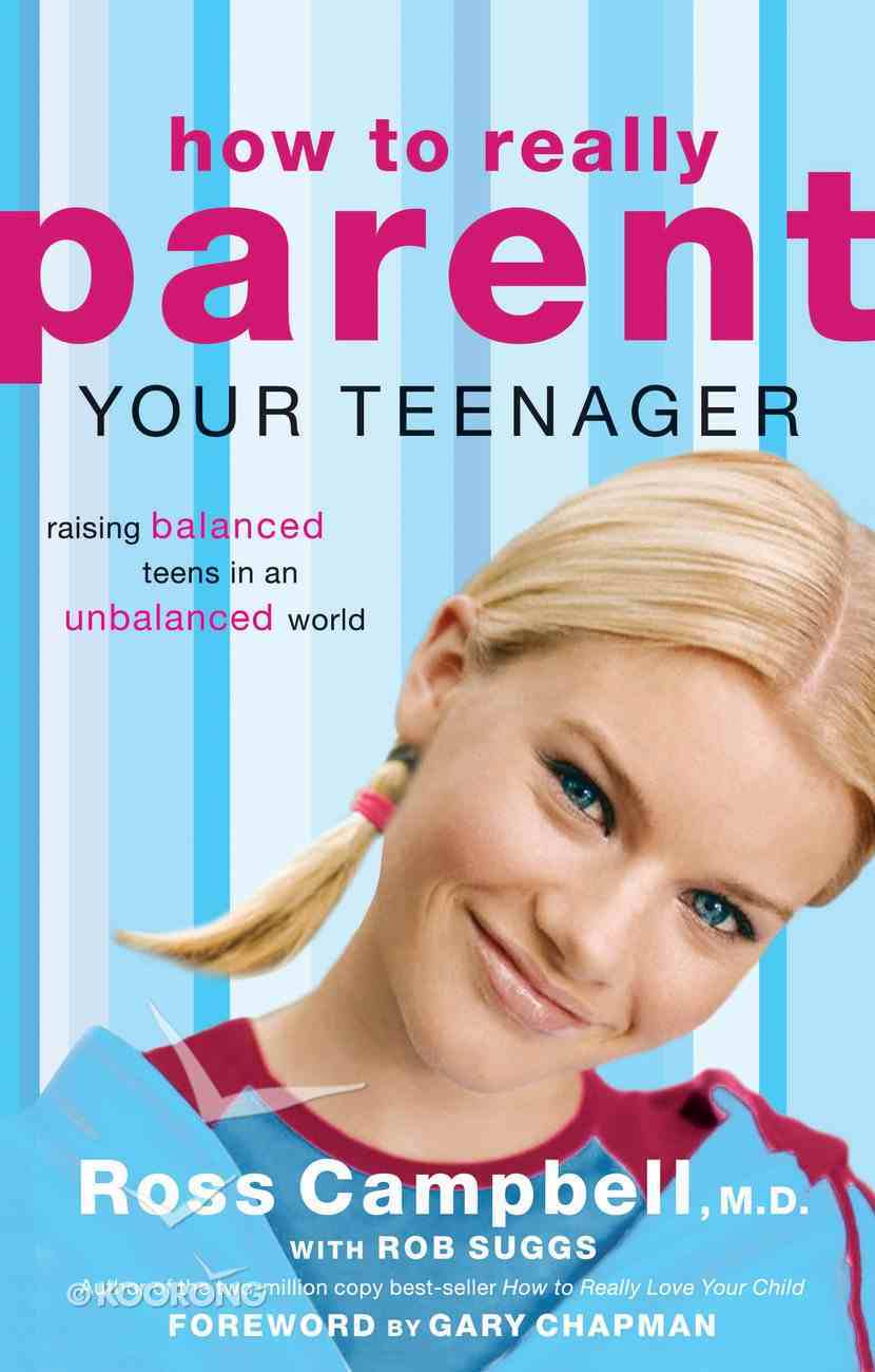 How to Really Parent Your Teenager eBook