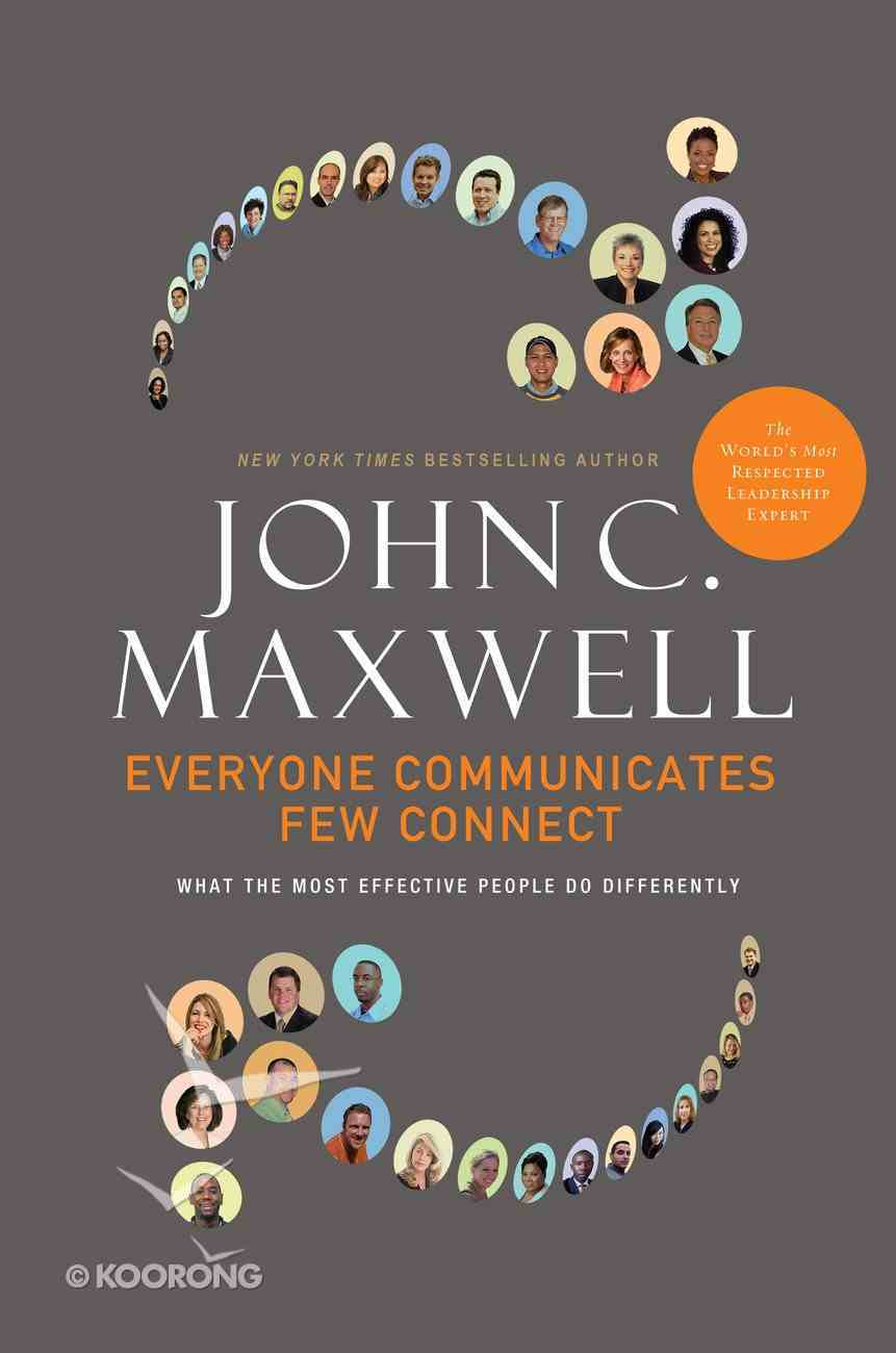 Everyone Communicates, Few Connect eBook