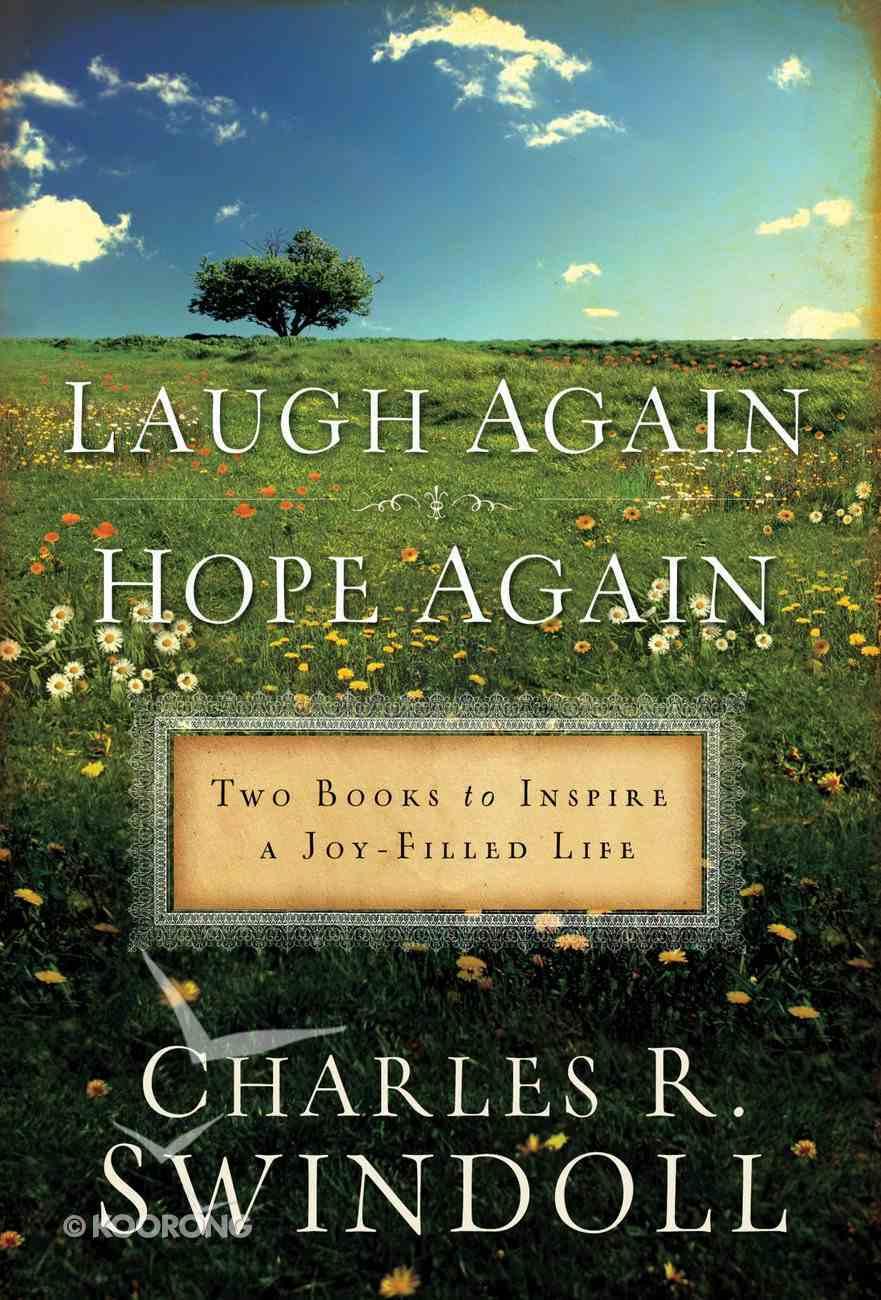 Swindoll 2 in 1 - Laugh Again & Hope Again eBook