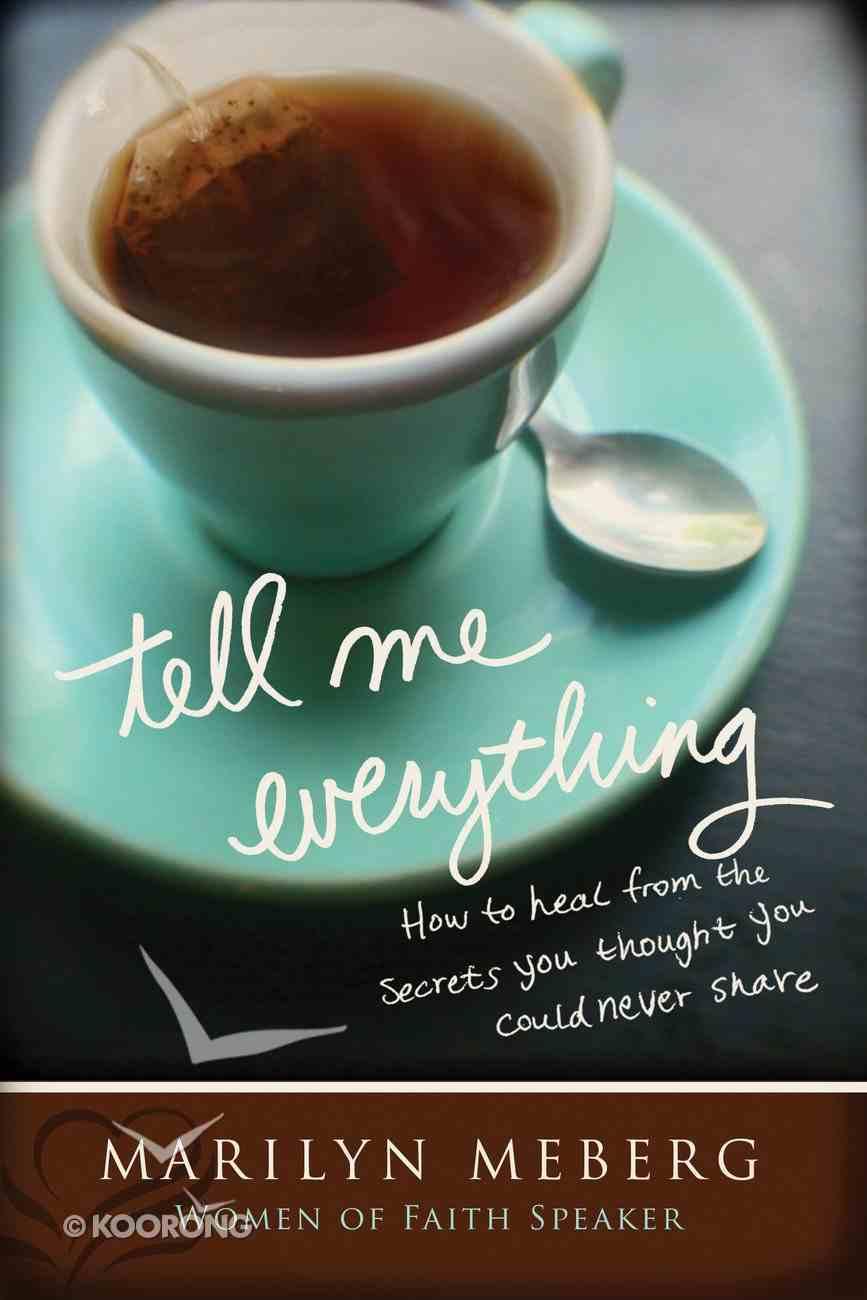 Tell Me Everything eBook