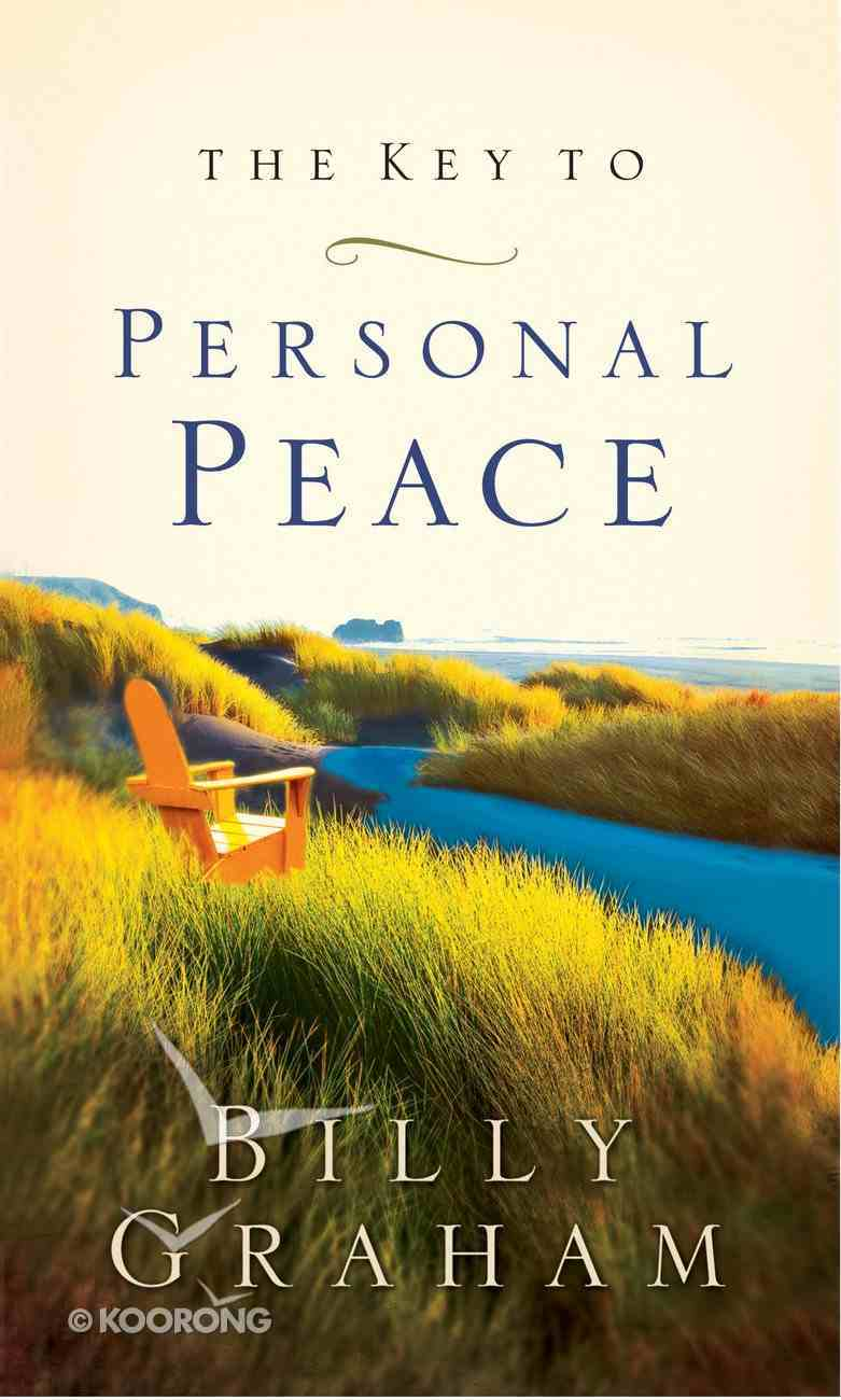 The Key to Personal Peace eBook