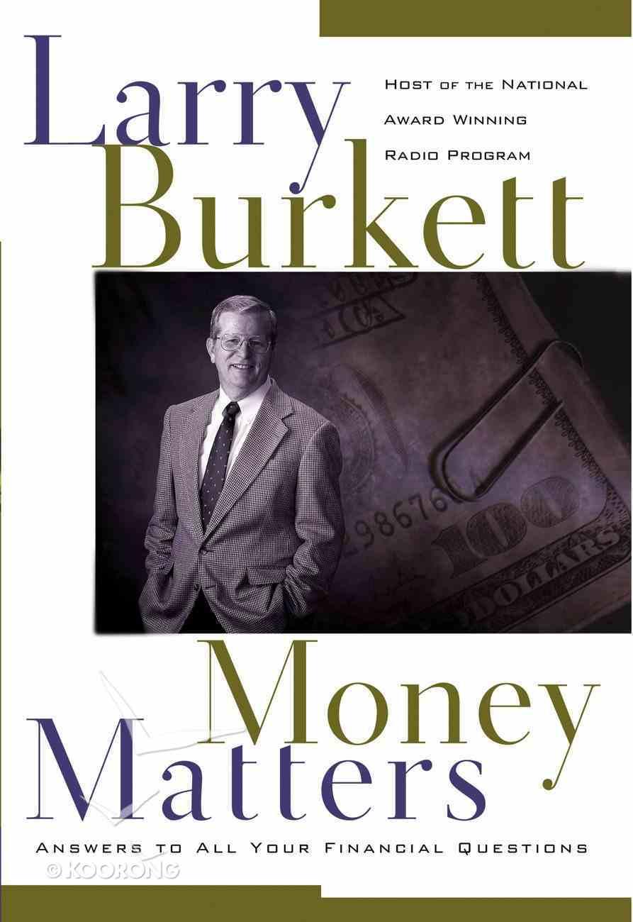 Money Matters eBook