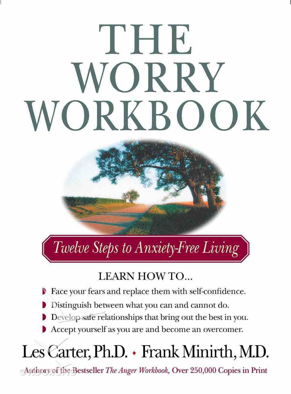 The Worry Workbook eBook