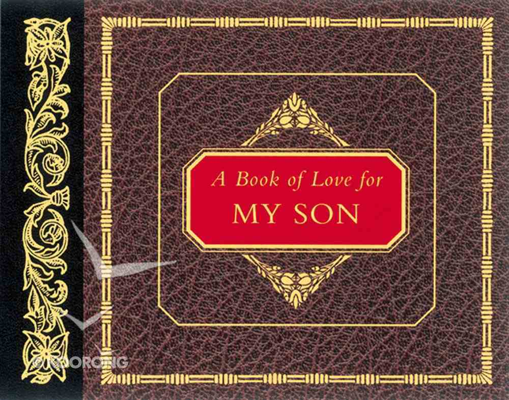 A Book of Love For My Son eBook