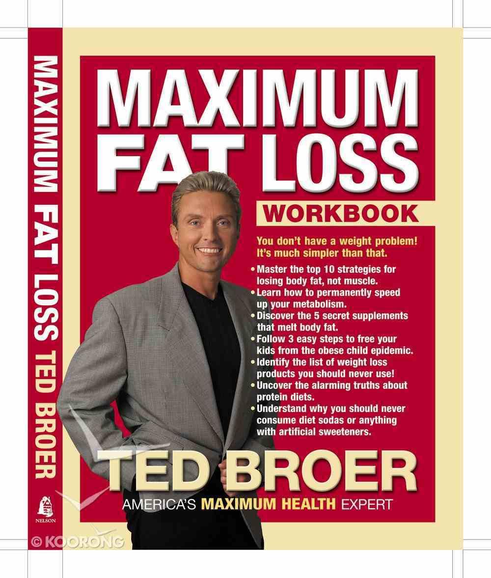 Maximum Fat Loss (Workbook) eBook