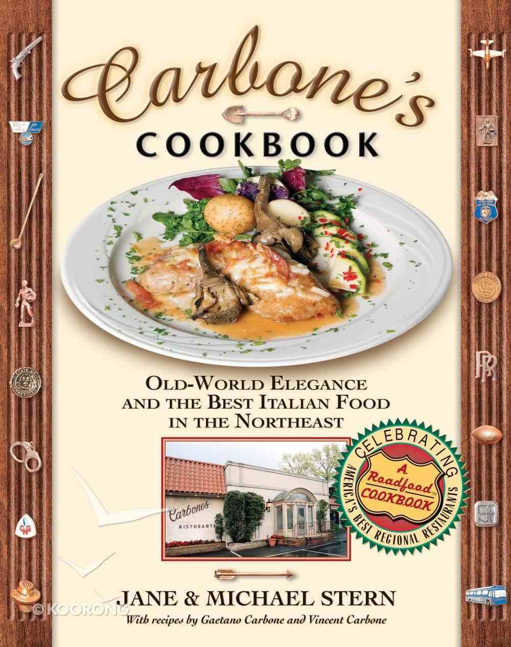 Carbone's Cookbook eBook