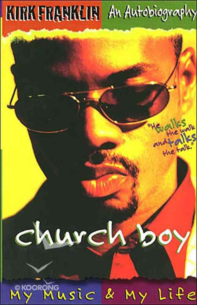 Church Boy eBook