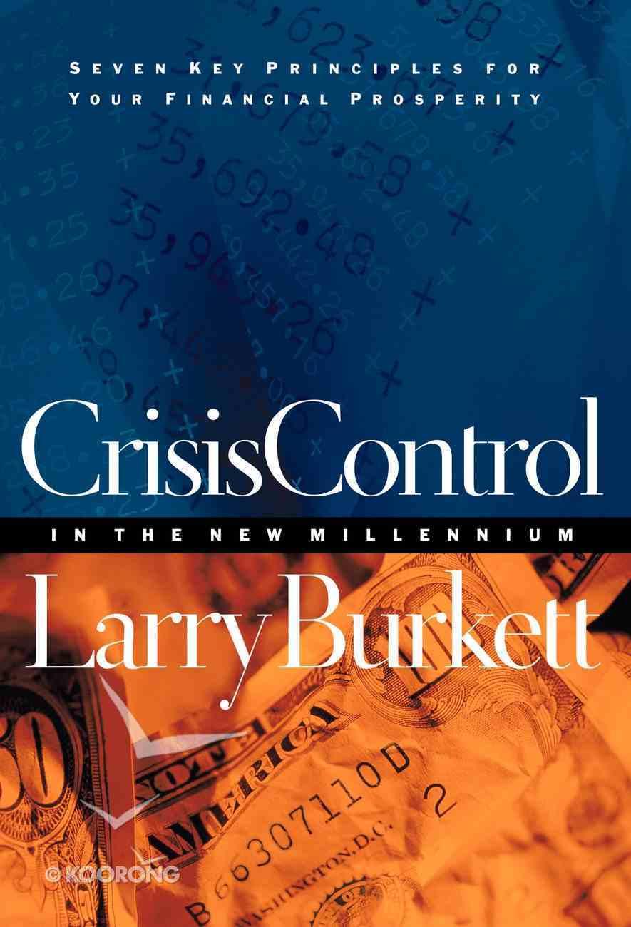 Crisis Control eBook