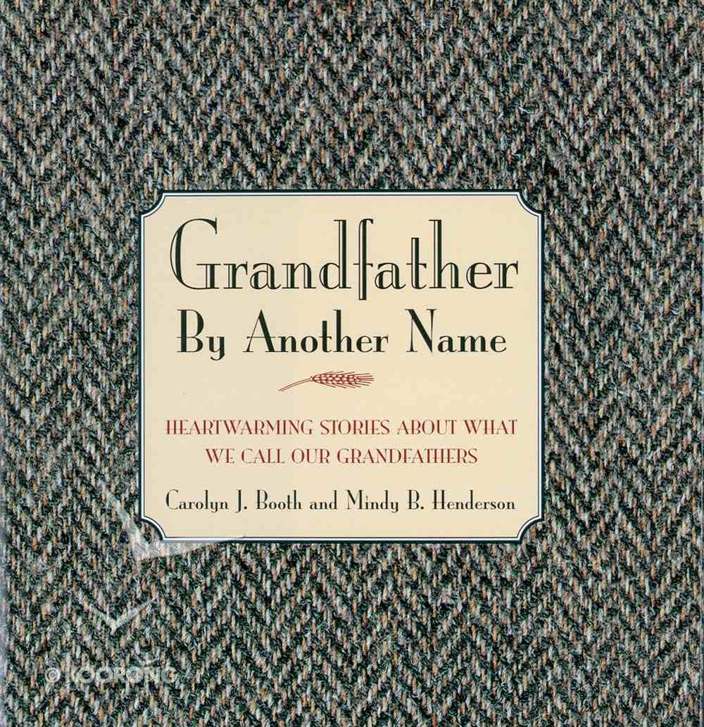Grandfather By Another Name eBook