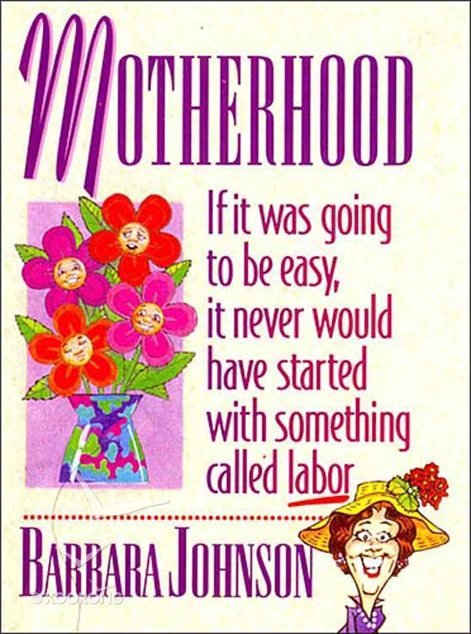 Motherhood eBook