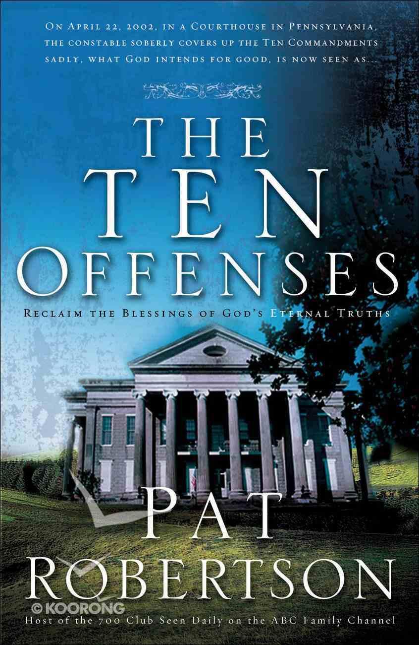 The Ten Offenses eBook