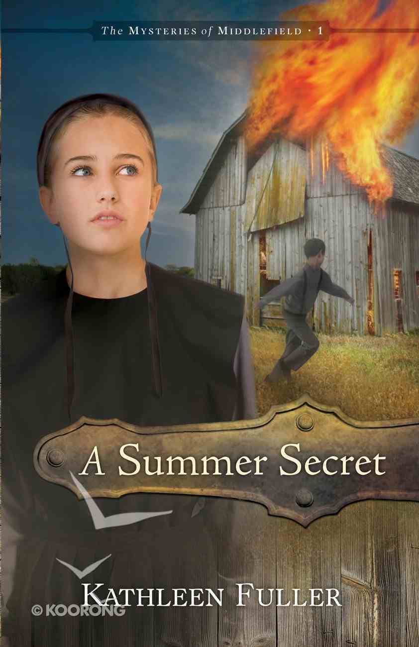 A Summer Secret (#01 in Mysteries Of Middlefield Series) eBook