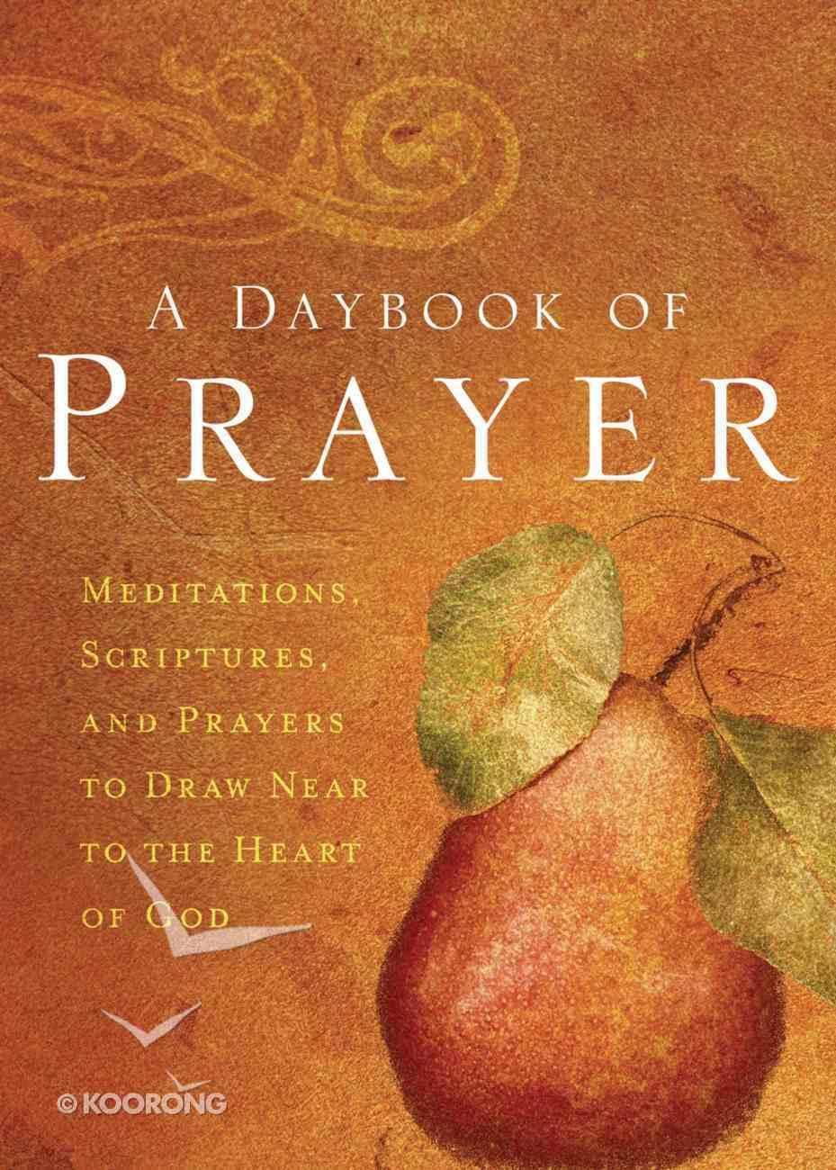 A Daybook of Prayer eBook