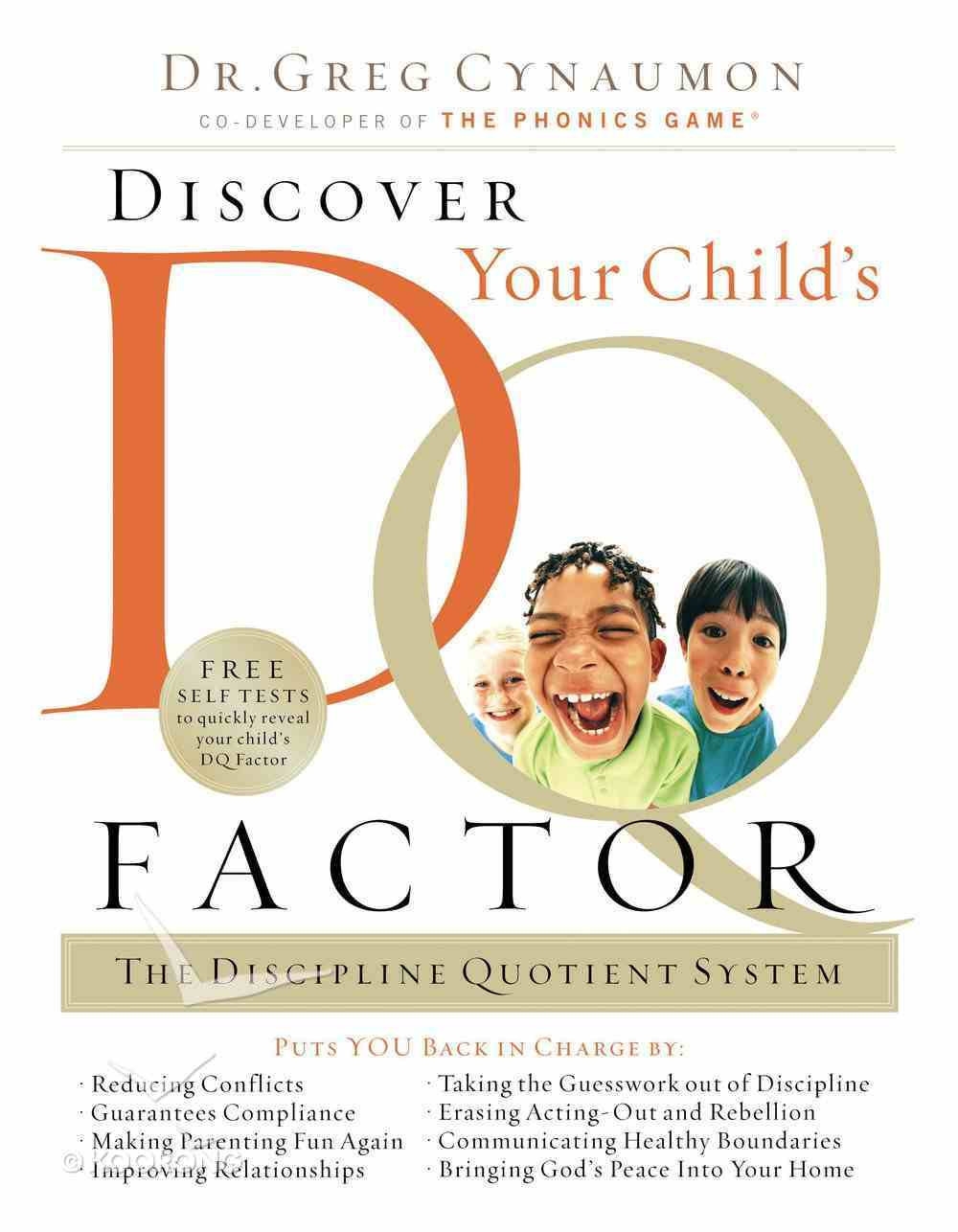 Discover Your Child's D.Q. Factor eBook