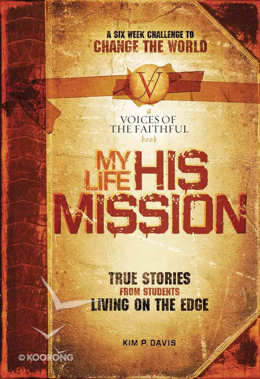 My Life, His Mission eBook