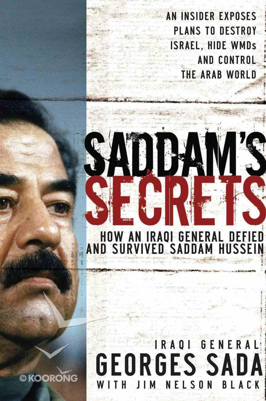 Saddam's Secrets eBook