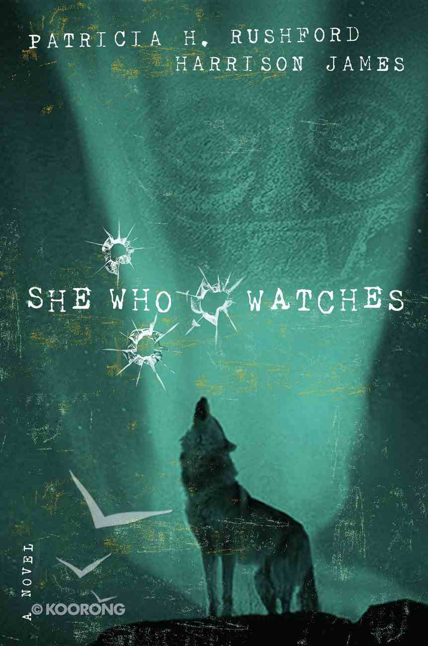 She Who Watches (#04 in Mcallister Files Series) eBook