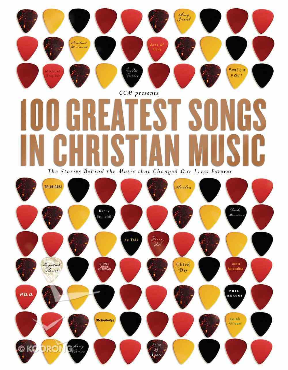 The Top 100 Greatest Songs of Christian Music eBook