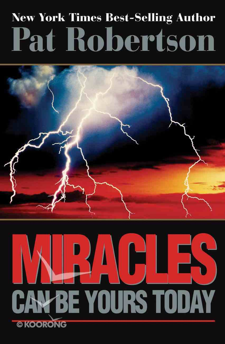 Miracles Can Be Yours Today eBook