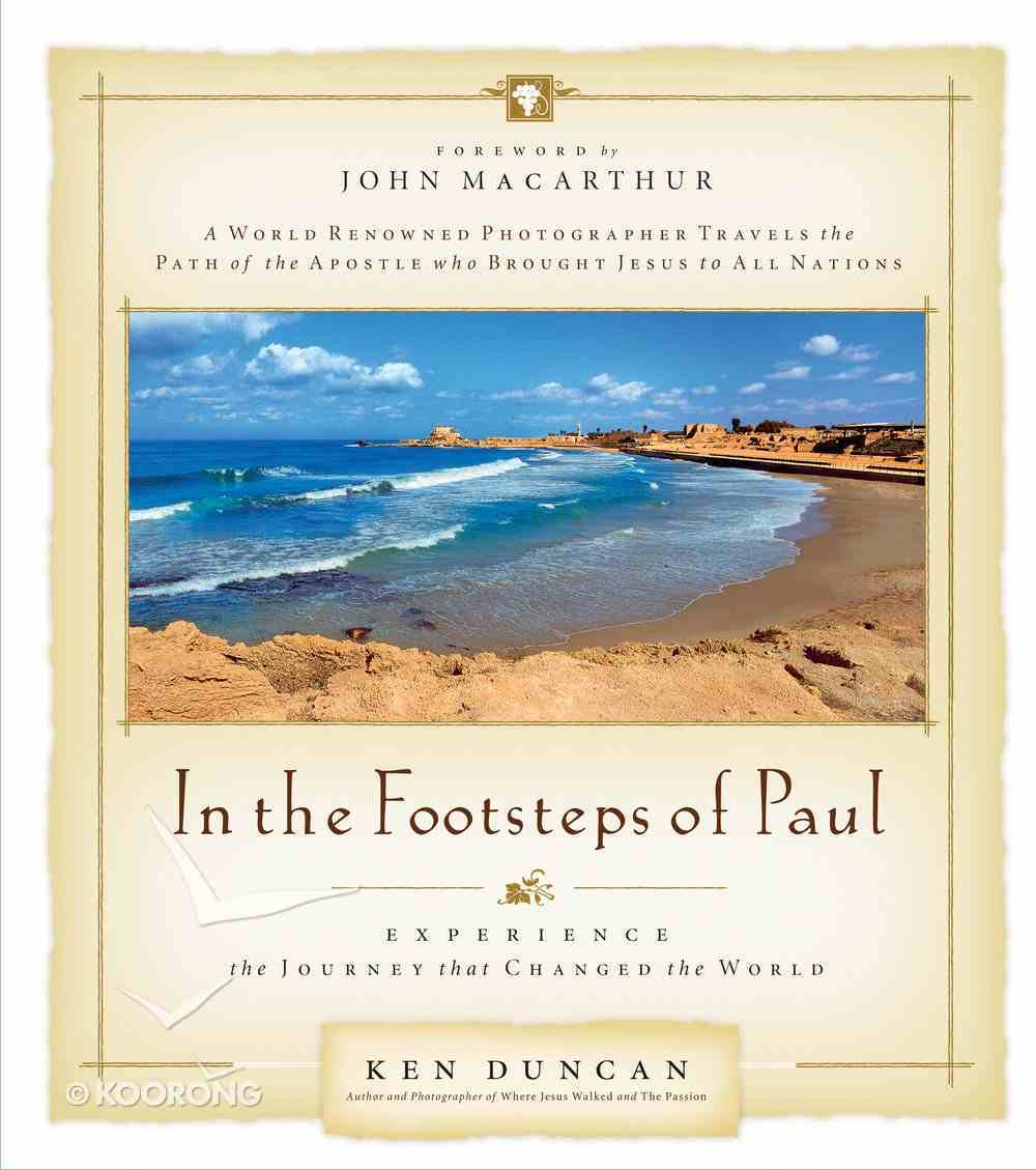 In the Footsteps of Paul eBook