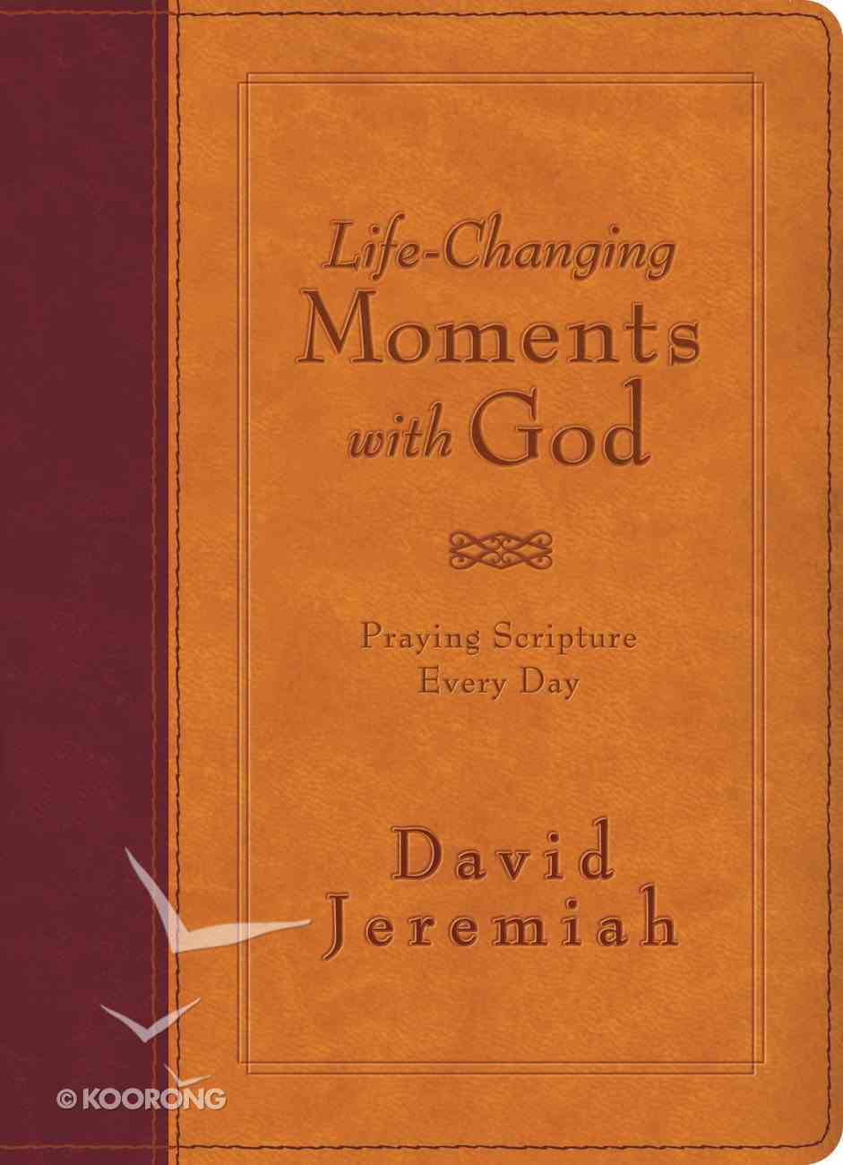 Life-Changing Moments With God eBook