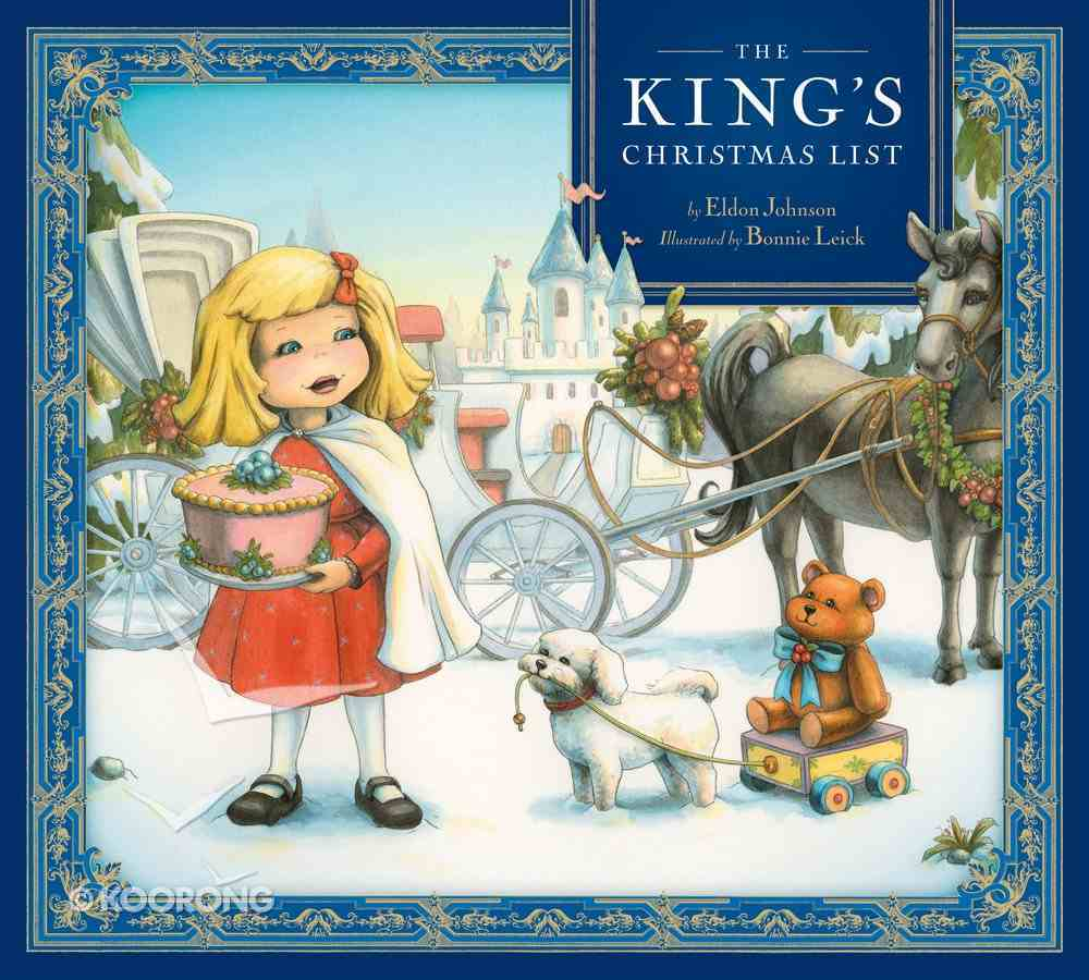 The King's Christmas List eBook