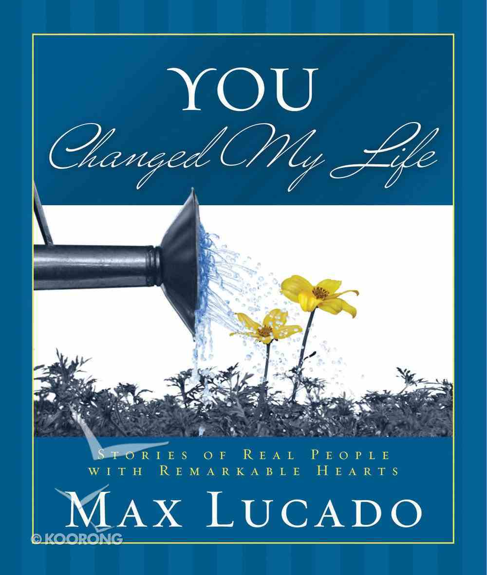 You Changed My Life eBook