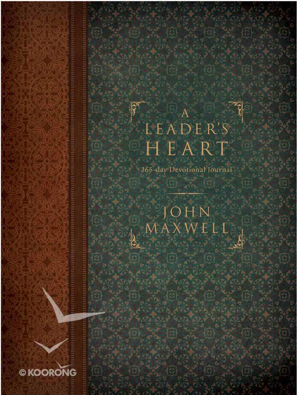 Journal: A Leader's Heart eBook
