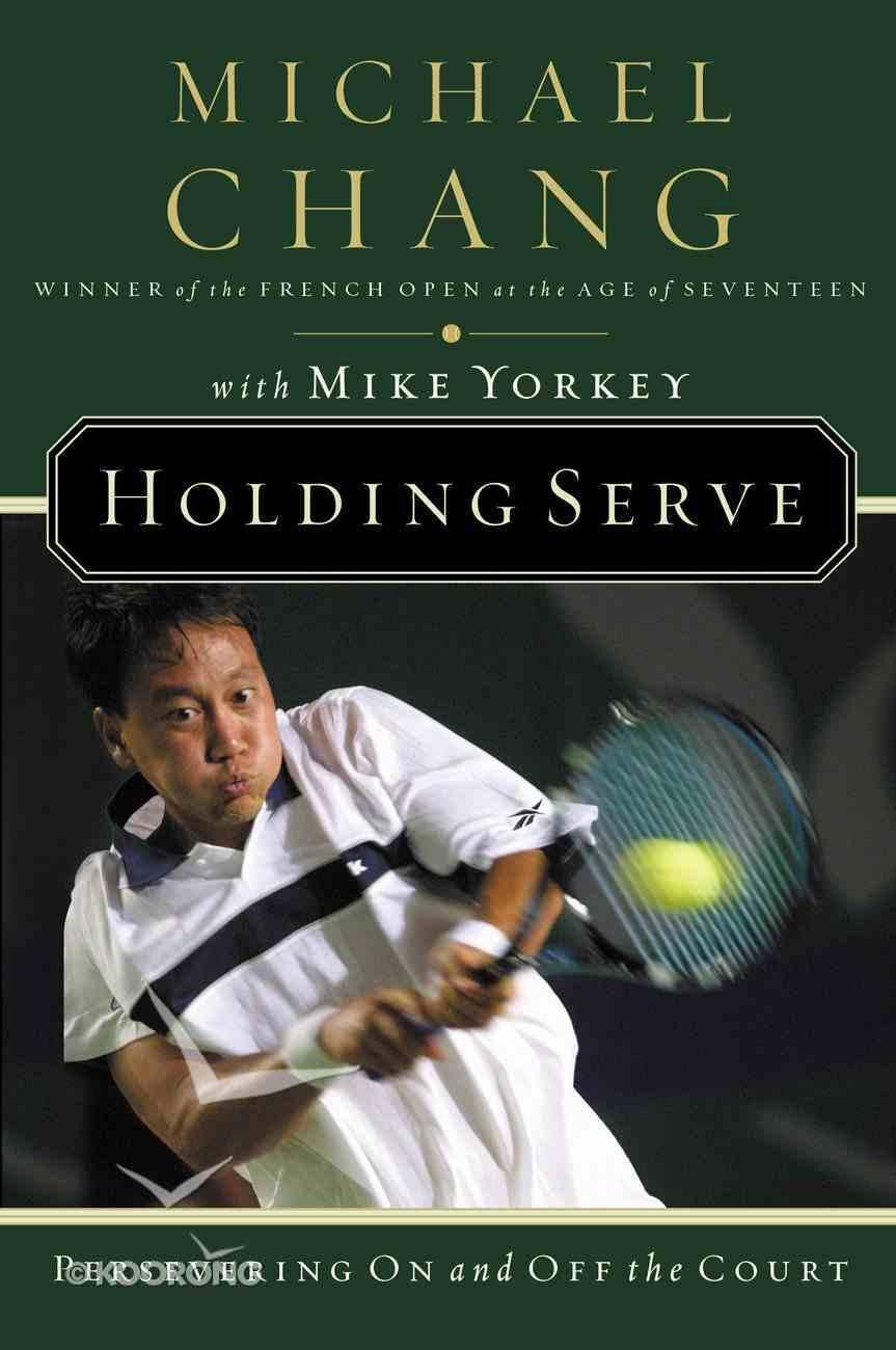 Holding Serve eBook