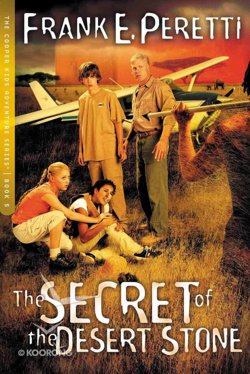 The Secret of the Desert Stone (#05 in Cooper Kids Series) eBook